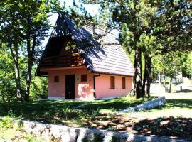 Vacation Home Wood, Rujišta (Tatinica yakınında)