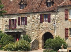 La Maison D'Arche, Loubressac