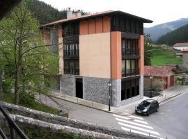 Pension Txomin Ostatua, Etxebarria (Guerrica yakınında)