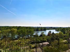 Le Gite de la Loire, Rochecorbon (рядом с городом La Ville-aux-Dames)