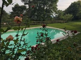 Montalbano Green, Limite (San Giusto yakınında)