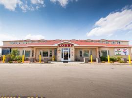 Western Budget Motel & Suites #3 Leduc/Nisku, Leduc (Thorsby yakınında)