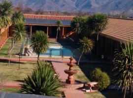 Hotel Punakora Aconcagua, San Felipe (Santa María yakınında)