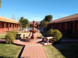 Hotel Punakora Aconcagua, San Felipe (Rinconada de los Andes yakınında)
