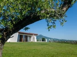 Casa delle More, Civitaquana (Vicoli yakınında)