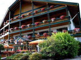Hotel Brandl, San Candido