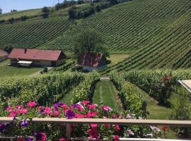 Weinbau Winzerzimmer Veronika und Alfred Klöckl
