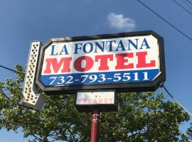 La fontana motel, Seaside Heights