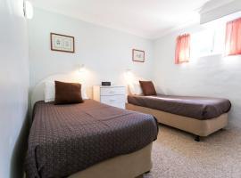 Best Western Motel Farrington, Tumut (Gocup yakınında)