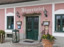 Gasthof Jaegerwirt, Au an der Donau