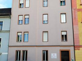 City - Rooms, Knittelfeld (Großlobming yakınında)