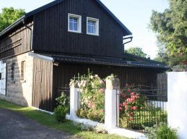 Ubytování Kovárna, Arnoltice u Decina (Bynovec yakınında)