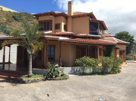 Villa Goma, Barranco Hondo (Las Rosas yakınında)