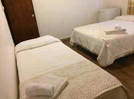Hotel Los Medanos, San Gregorio de Polanco