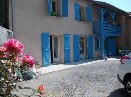 La Bergerie, Sost (рядом с городом Cazarilh)