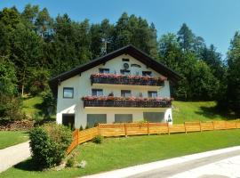 Haus Primosch, Schiefling am See (Treffen yakınında)