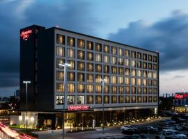 Hampton Inn By Hilton Cancun Bres