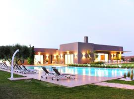 Villa Jardins D'Isa, Marakeš