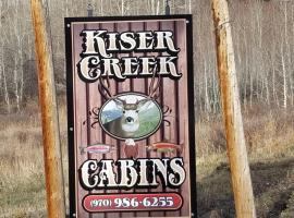 Kiser Creek Cabins