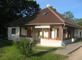 Viesu nams Kadiķi, Vestiena