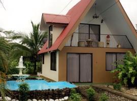 La Fortuna Hause, Estero (Boca Arenal yakınında)