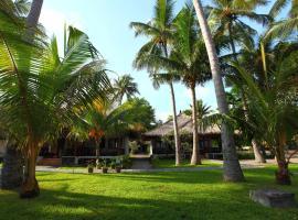 Amrita Maumere Resort, Geliting