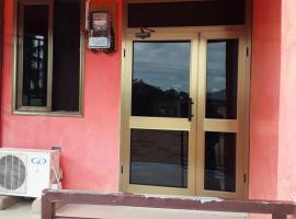 Sam -Lat Guest House, Totimekope (рядом с городом Anloga)