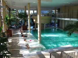 Wellness Hotel Gyula, Gyula