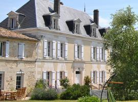 Boutique retreat France, Saint-Saturnin (рядом с городом Nersac)