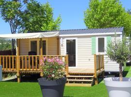 Camping La Pinede, Греу-ле-Бэн (рядом с городом Vinon-sur-Verdon)