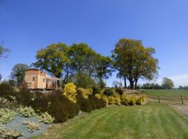 le Vallon des 5 Roses, Saint-Hilaire-du-Maine (рядом с городом Olivet)