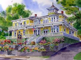 Captain Sawyer's Bed and Breakfast, Boothbay Harbor