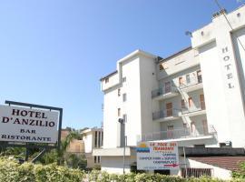 Hotel D'Anzilio, Foce del Sele