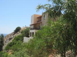 Sfinias Apartments, Кали-Лименес (рядом с городом Лентас)