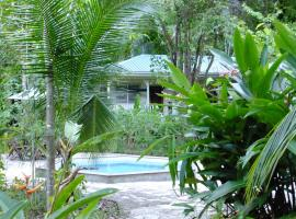 Hickatee Cottages, Punta Gorda (Big Falls yakınında)