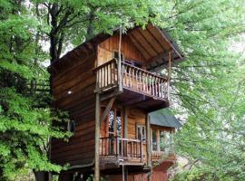 Sycamore Avenue Treehouse Accommodation, Windy (V destinácii Mooirivier a okolí)