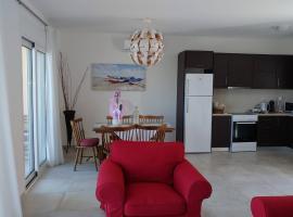 Aegean View Villa, Лоутраки (рядом с городом Озеро Вульягмени)