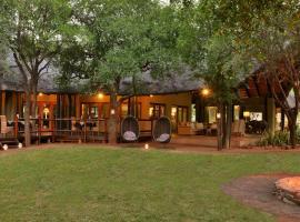 Black Rhino Game Lodge, Pilanesberg
