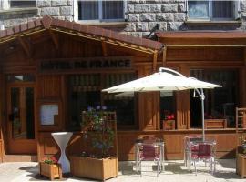 Hôtel de France, Le Bessat