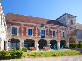 Les Tournelles, Saint-Mesmes (рядом с городом Messy)