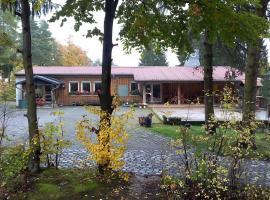 Pension Waldhof, Frankenhain (Crawinkel yakınında)