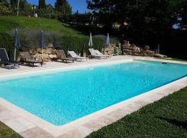 Appartamento I 2 Archi, Siena (Val di Pugna yakınında)