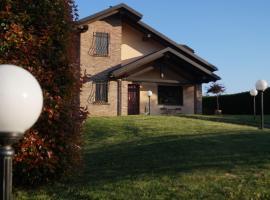 Villa Pescetto, Pecetto
