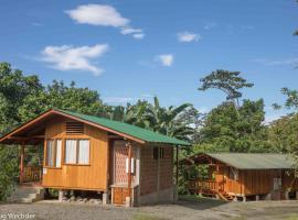 Umbrellabird Lodge, Patagrande (Zaruma yakınında)