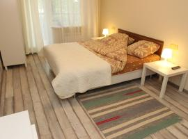 Apartments on Tepliy Stan 9k1