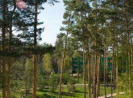 Resort Tsiolkovskiy, Kirillinskiy (Near Sok River)