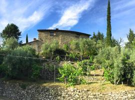 Casa Toppole, Anghiari (Tortigliano yakınında)