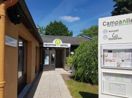 Campanile Alençon, Алансон (рядом с городом Cérisé)