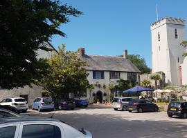 Churston Manor Hotel