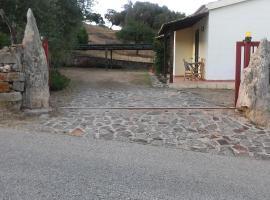Casa Manna, Sanalvò